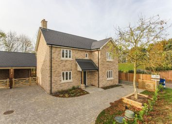 Thumbnail 4 bedroom detached house for sale in Kirtling Road, Saxon Street, Newmarket
