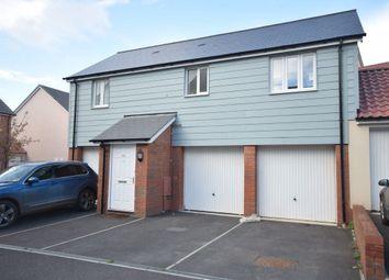 Thumbnail 2 bed flat to rent in Churchill Road, Bideford, Devon