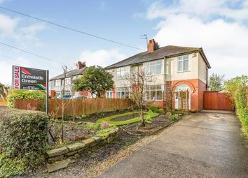 Thumbnail 3 bed semi-detached house for sale in Woodplumpton Lane, Broughton, Preston, Lancashire