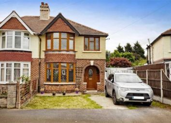 Thumbnail 3 bed semi-detached house to rent in Grasmere Crescent, Sinfin, Derby