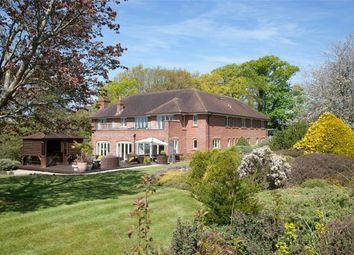 Thumbnail 6 bed detached house for sale in Monument Lane, Lymington