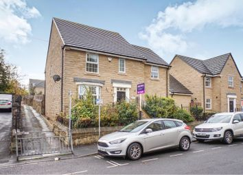 Thumbnail 4 bed detached house for sale in Healds Road, Dewsbury