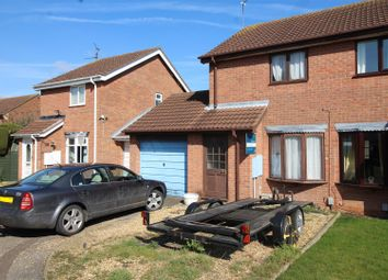 Thumbnail 2 bed semi-detached house for sale in Uldale Way, Gunthorpe, Peterborough