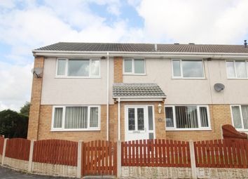 Thumbnail 4 bed semi-detached house for sale in Springfields, Wigton
