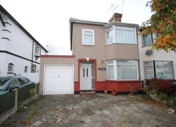Thumbnail 3 bedroom property for sale in Glenhurst Road, Southend-On-Sea