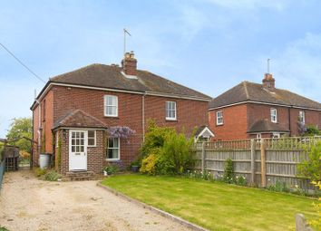 Thumbnail 3 bed cottage for sale in Church Street, West Hanney, Wantage