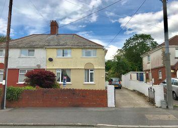 Thumbnail 3 bedroom semi-detached house for sale in Heol Y Cae, Pontarddulais, Swansea