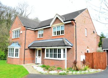Thumbnail 4 bed detached house for sale in Dorchester Drive, Muxton, Telford