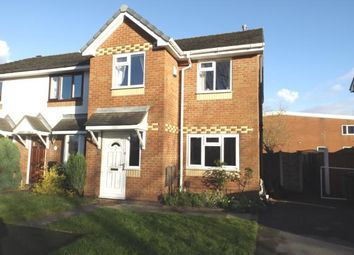 Thumbnail 3 bed end terrace house for sale in Old Croft Mews, Offerton, Stockport, Cheshire