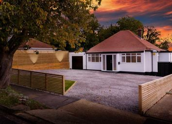 Thumbnail 4 bed detached bungalow for sale in South Drive, Banstead, Surrey
