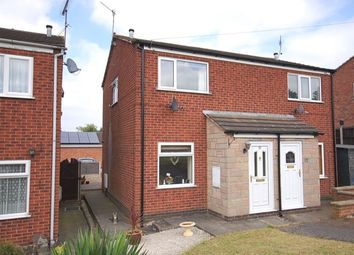 Thumbnail 2 bed semi-detached house for sale in The Hawthornes, John O'gaunts Way, Belper