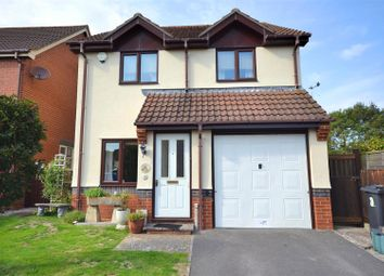 Thumbnail 3 bed detached house for sale in Dodhams Farm Close, Bridport