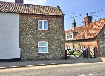 Thumbnail 2 bed cottage for sale in Creake Road, Burnham Market, King's Lynn