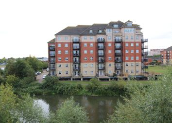 Thumbnail 2 bed flat for sale in Britannia House, Palgrave Road, Bedford, Bedfordshire