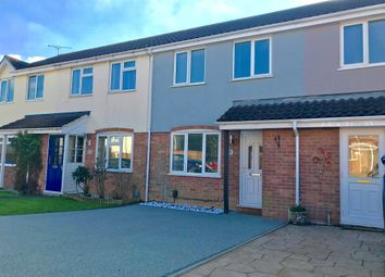 Thumbnail 2 bed terraced house for sale in Crossley Gardens, Ipswich