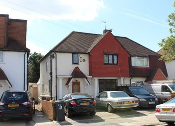 Thumbnail 3 bed semi-detached house for sale in Bennetts Avenue, Greenford