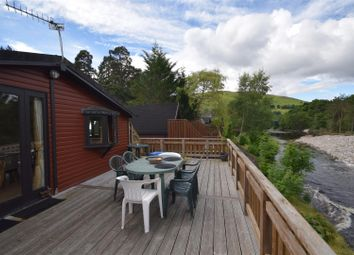 Thumbnail 3 bed detached house for sale in Rivertilt Park, Bridge Of Tilt, Blair Atholl, Pitlochry