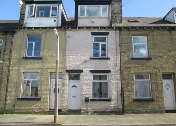 Thumbnail 4 bed terraced house to rent in Brompton Road, Bradford
