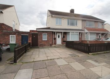 Thumbnail 3 bed semi-detached house for sale in Radstock Avenue, Stockton-On-Tees
