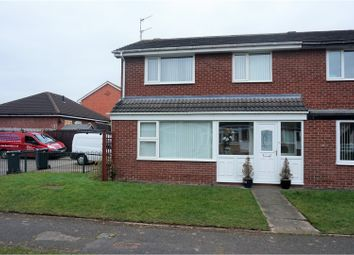 Thumbnail 3 bed end terrace house for sale in Coquet Terrace, Cramlington