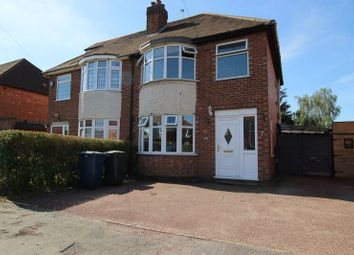 Thumbnail 3 bed semi-detached house to rent in Abingdon Drive, Ruddington, Nottingham