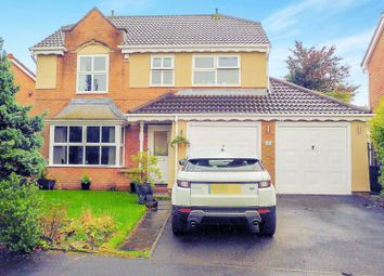 Thumbnail 4 bed detached house for sale in Ellerbeck Close, Turton Heights, Bolton