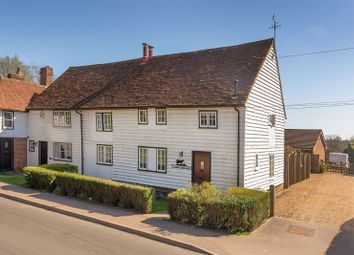 Brenchley Road, Brenchley, Tonbridge TN12. 3 bed semi-detached house for sale