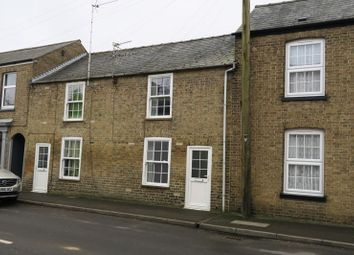 Thumbnail 2 bedroom terraced house to rent in Main Street, Little Downham, Ely