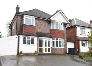 Thumbnail 4 bed detached house for sale in Ivy Road, Sutton Coldfield