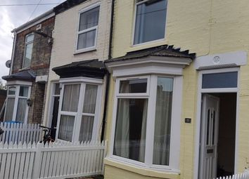 Thumbnail 2 bed property to rent in Whitehaven Avenue, Exmouth Street, Hull