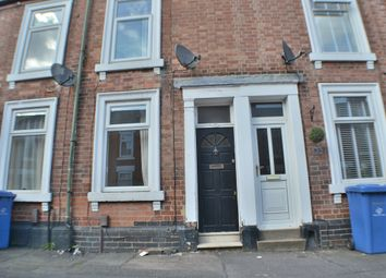 Thumbnail 2 bed terraced house to rent in Peel Street, Derby