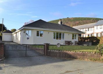 Thumbnail 3 bed bungalow for sale in Greenlea, Llanwnog, Caersws, Powys