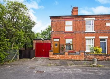 Thumbnail 3 bedroom end terrace house for sale in Northwood Street, Stapleford, Nottingham