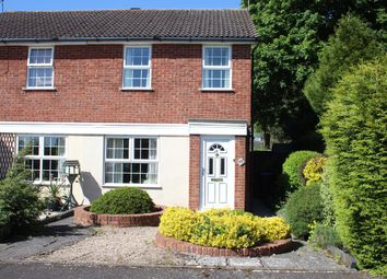 Thumbnail 2 bed semi-detached house for sale in St. Marys Court, Barwell, Leicester
