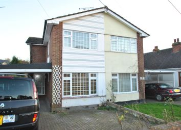 Thumbnail 3 bed property to rent in Thundersley Park Road, Benfleet
