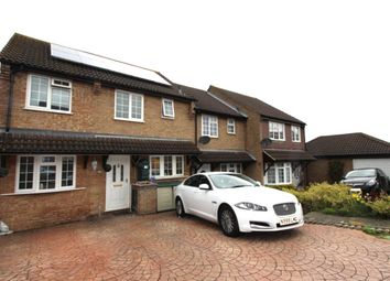 Thumbnail 3 bed semi-detached house for sale in Christie Close, Chatham
