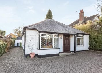 Thumbnail 3 bed detached bungalow for sale in Bisley, Woking