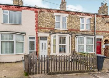 Thumbnail 3 bed terraced house for sale in Burmer Road, New England, Peterborough, Cambrigeshire
