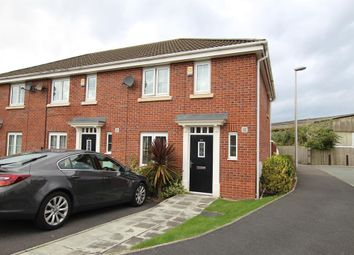 Thumbnail 3 bed semi-detached house to rent in Baynard Drive, Widnes