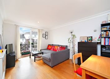 Thumbnail 1 bedroom flat to rent in Brompton Park Crescent, London