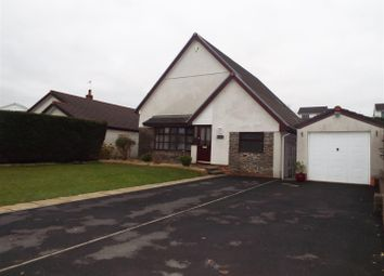 Thumbnail 5 bedroom detached house for sale in Maes Yr Efail, Llangennech, Llanelli