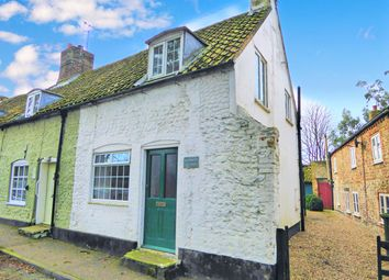 Thumbnail 2 bed end terrace house for sale in Church Road, Wereham, King's Lynn