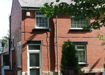 Thumbnail 3 bed semi-detached house to rent in Bibby Avenue, Warrington