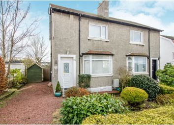 2 bed semi-detached house for sale in Crosslees Drive, Thornliebank, Glasgow G46