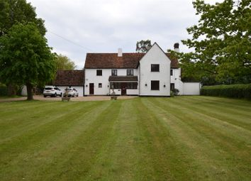 Thumbnail 5 bed detached house for sale in Church End, Broxted, Dunmow
