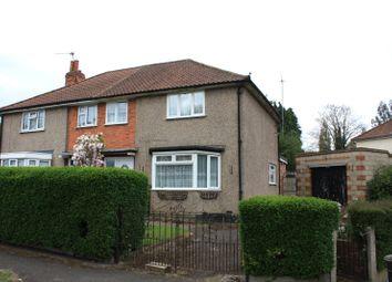 Thumbnail 3 bedroom semi-detached house for sale in Oxford Road, Tilehurst, Reading, Berkshire