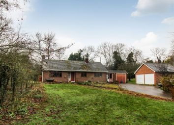 Thumbnail 2 bed detached bungalow for sale in Weston Road, Shrewsbury
