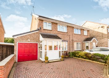 Thumbnail 3 bed semi-detached house for sale in Kidsley Close, Chesterfield