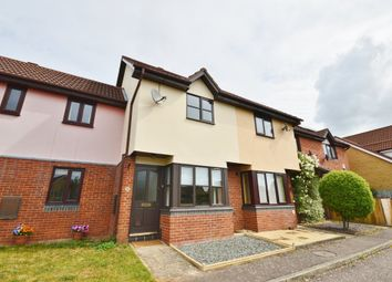 Thumbnail 2 bed terraced house to rent in Brook Farm Road, Saxmundham