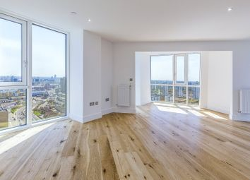 Thumbnail 3 bed flat for sale in Sky View Tower, 12 High Street, Stratford, London